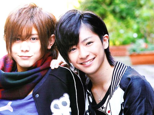 Hey!say!jump Chinen Yuri Dan